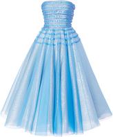 John Galliano Pleated 50'S Dress