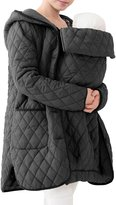 Sweet Mommy Multi Use Quilting Mother Coat with baby pouch