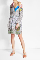 Peter Pilotto Cotton Shirt Dress with Patches