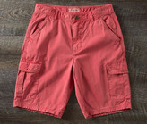 Madda Fella The Buccaneer Cargo Shorts - Mineral Red