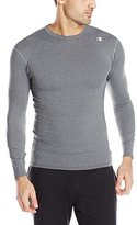 Champion Men's Double Dry Long Sleeve Compression Shirt