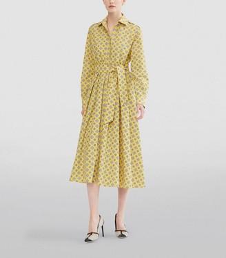 Max Mara Rey Cotton Midi Dress