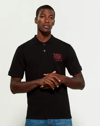 Bolongaro Trevor Rose Polo Short Sleeve Tee