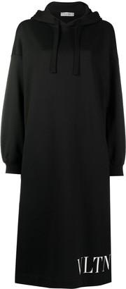 Valentino VLTN hooded dress