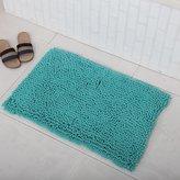 Chenille Non Slip Microfiber Shaggy Bath tub mat Bathroom Mat Toilet Mat Shower Room Mat