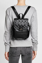 Karl Lagerfeld Leather Backpack