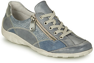 Remonte Dorndorf MOSKI women's Shoes (Trainers) in Blue
