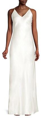 CAMI NYC Lilian Silk Sleep Gown