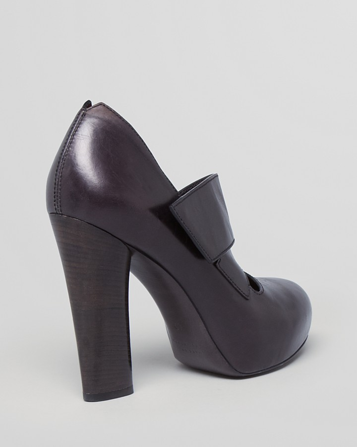 Marc by Marc Jacobs Platform Pumps - Mary Jane High Heel