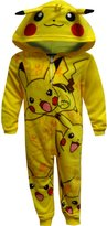AME Sleepwear Pokemon Pikachu Onesie Pajama for boys