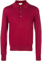 Brioni longsleeved polo shirt