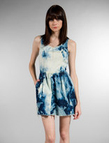 Karen Walker Fitted Tulip Dress