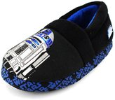 Disney Star Wars Kids A-Line Slippers (, 7/8 M US Toddler)