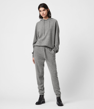AllSaints Olly Cashmere Blend Slim Cuffed Joggers