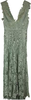 Maria Lucia Hohan \N Grey Lace Dresses