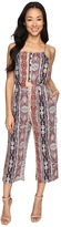 Brigitte Bailey Kerry Spaghetti Strap Jumper with Waist Cut Out Women's Jumpsuit & Rompers One Piece
