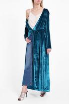 ATTICO Raquel Robe Dress