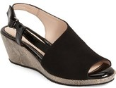BeautiFeel 'Daisy' Wedge Sandal (Women)
