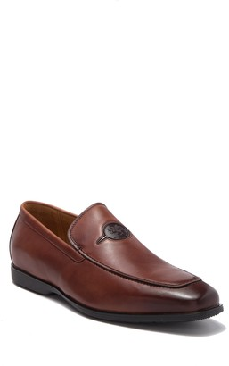 Stacy Adams Creston Leather Slip-On Loafer