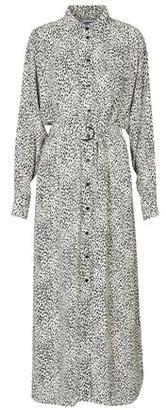 Kenzo Long Shirting Dress