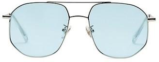 Kamo The Dude 55MM Aviator Sunglasses