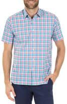 Blazer John Short Sleeve Check Shirt