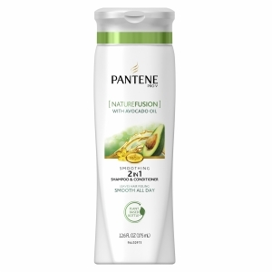 Pantene Nature Fusion Smoothing 2 in 1 Shampoo & Conditioner