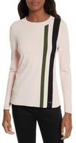 Ted Baker Women's Mopose Stripe Sweater