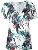 Paul Smith parrot print T-shirt