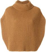 Jil Sander shortsleeved turtleneck sweater
