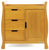 O Baby Obaby Stamford Changing Unit - Country Pine