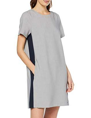 Tommy Hilfiger womens ANITA DRESS SS Knee-Length Short Sleeve Dress,4 (Manufacturer Size: XXS)