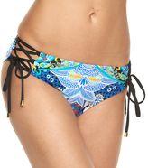 Apt. 9 Women's Lace Up Hipster Bikini Bottoms