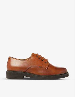 Bertie Fill leather derby shoes
