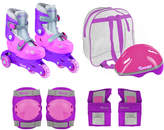 YBike Chicago Skates Girls' Skate Combo Sizes 1-4