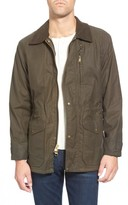 Filson Men's 'Cover Cloth Mile Marker' Waxed Cotton Coat