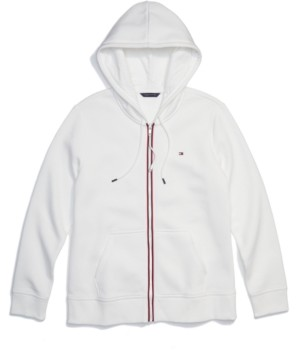 Tommy Hilfiger Adaptive Women's Hoodie with Magnetic Zipper Closure
