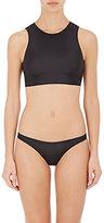 "Rochelle Sara Women's ""The MC"" Bikini Top-BLACK"