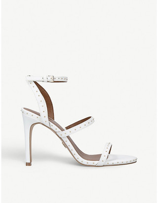 Kurt Geiger Portia 2 studded heeled sandals