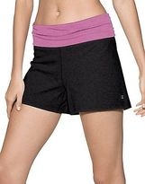 Champion Power Cotton Women's Roll Down Shorts