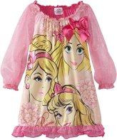 Disney Princess Little Girls' Dorm