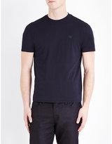 Armani Jeans Back-logo Cotton-jersey T-shirt