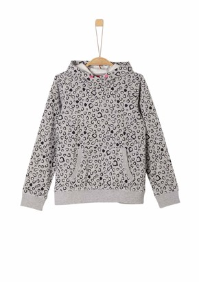 S'Oliver Girls' 66.909.41.2353 Sweatshirt