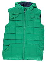 Puffa Hood Gilet Junior Boys