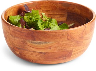 Nordstrom Large Wood Serving Bowl