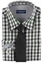 Graham & Graham Boys' Button Down Shirt - Green