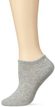 Nur Die Women's Damen Sneaker DP Ankle Socks,6 to 8