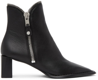 Alexander Wang Black Lane Boots