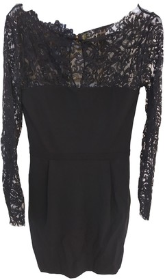 Gucci Black Lace Dress for Women