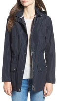 Barbour Women's Kinnordy Waterproof Hooded Jacket